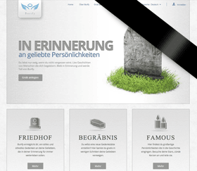 Online Friedhof Burify